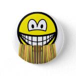 Grass skirt smile   buttons