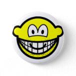 Stubbly beard smile   buttons