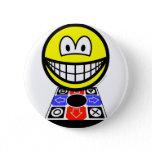 Dance dance revolution smile   buttons