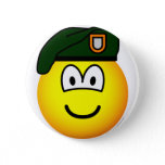 Green beret emoticon   buttons