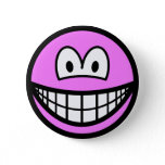 Colored smile pink  buttons
