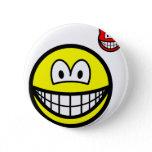 Devil on shoulder smile   buttons