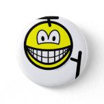 Tonfa smile martial arts  buttons