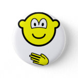 Paper buddy icon rock - paper - scissors  buttons