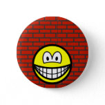 Against the wall smile   buttons