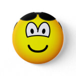 Sun glasses on head emoticon   buttons