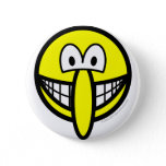 Big nosed smile   buttons