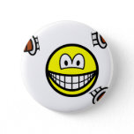 Knife thrower smile   buttons