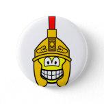 Roman soldier smile   buttons