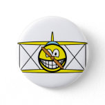 Biplane smile   buttons