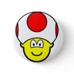 Toad buddy icon video game  buttons