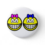 Twins smile   buttons