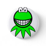 Kermit the Frog smile   buttons