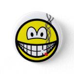 Smoking smile   buttons
