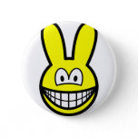 Bunny smile   buttons