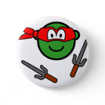 Red Ninja Turtle buddy icon   buttons