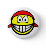 Bandana smile   buttons