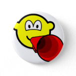 Megaphone buddy icon old  buttons