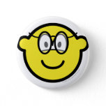 Buddy icon with glasses   buttons