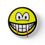 Vampire smile (after lunch)  buttons