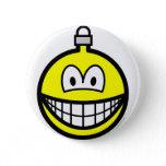 Christmas ball smile   buttons