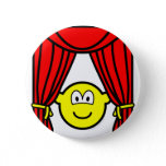 Theater buddy icon stage curtains open  buttons