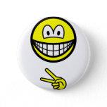 Scissors smile rock - paper - scissors  buttons