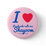 i [Love heart]  people who calls me:   shayoom i [Love heart]  people who calls me:   shayoom Buttons