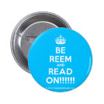 [Crown] be reem and read on!!!!!!  Buttons