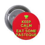 [Chef hat] keep calm and eat some pasteque  Buttons