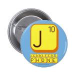 J JENNIFER'S PHONE  Buttons