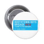 boothtown boys  brigade  Buttons
