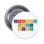 Karissa Love Oksa  Buttons