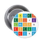 Abcdef ghijk lmnopq rstuv wxy&z  Buttons