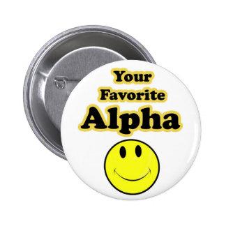 buttons ALPHA