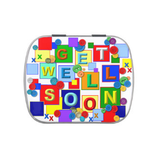 Buttons and More! Jelly Belly Tin