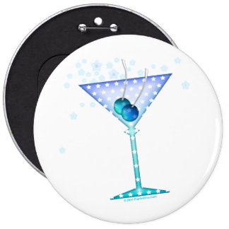 Buttons - BLUE MARTINI