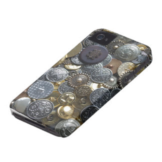 Buttons Case-Mate iPhone 4 Case