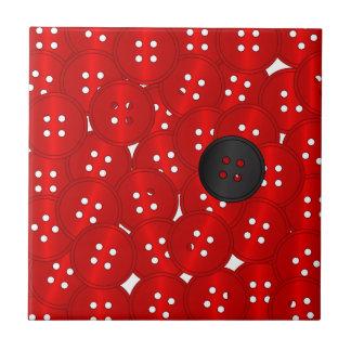 Buttons Ceramic Tile