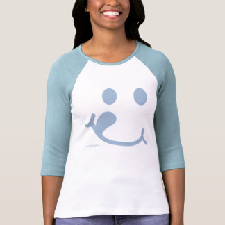 Buttons - Eat Love Pray Logo (baby blue) Shirts