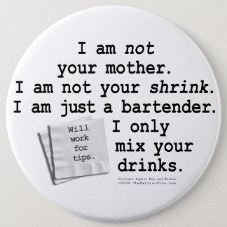Buttons - I'M A BARTENDER