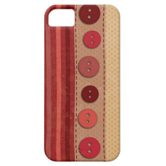 Buttons iPhone 5 Case