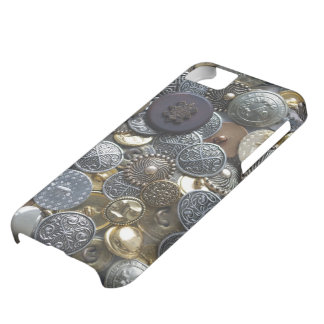 Buttons iPhone 5C Case
