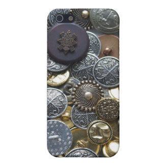 Buttons iPhone SE/5/5s Case