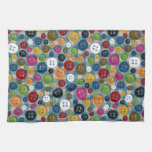 Buttons Kitchen Towels