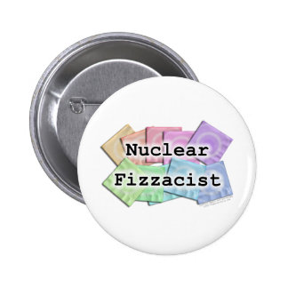 Buttons, Pins - Nuclear Fizzacist