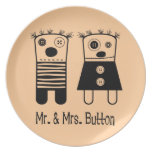 Buttons Plate