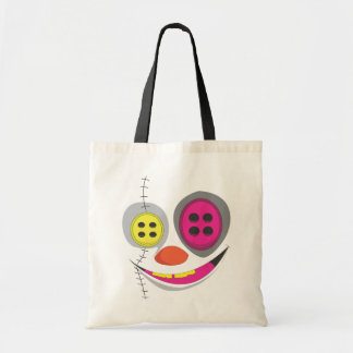 Buttons with Stitches Tote Bag