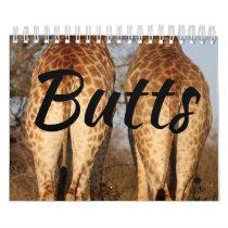 Butts Calendar