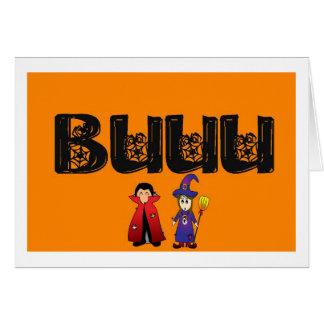BUUUU CARD